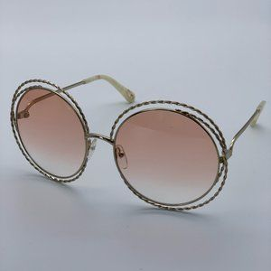 Brand NEW Chloe CE114ST 724 Oversized Sunglasses